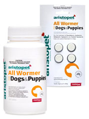 Generic Wormer for Dogs