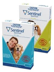 Sentinel Spectrum Chewables